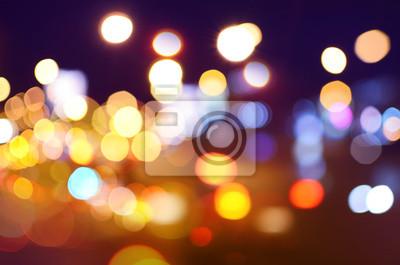 Bild Zusammenfassung kreisförmigen bokeh Hintergrund Christmas