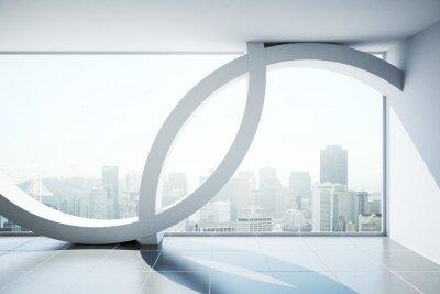 Bild Zusammenfassung modernen Interieur