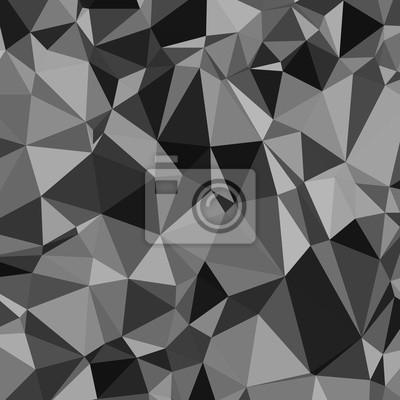 Vektor Dreiecke Muster Moderne Stock Vektor Colourbox