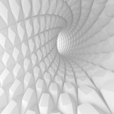 Bild Zusammenfassung Spiral Tunnel Render