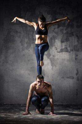 Bild Zwei Tänzer