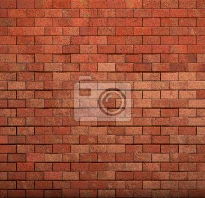 D Render Rot Grunge Stein Fliesen Mosaik Wand Boden Fototapete - Steinfliesen für den boden