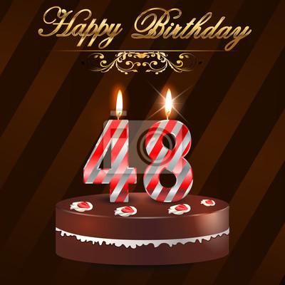 Geburtstag einer frau 48 Sprüche zum