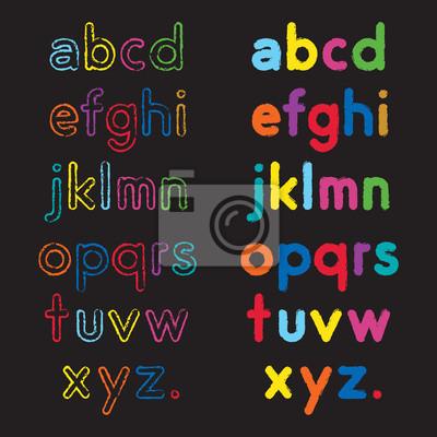 abc Schrift