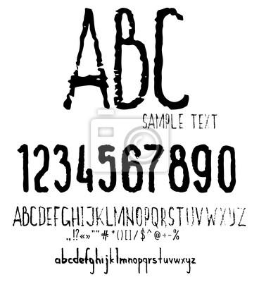 Abc, Zahlen