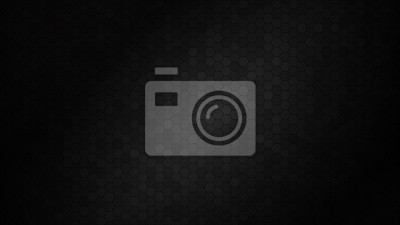 Fototapete Abstract black texture background hexagon. Vector illustration.