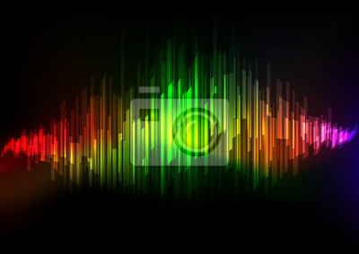 Fototapete Abstract Straight Lines Background