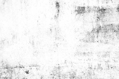 Fototapete Abstract texture dust particle and dust grain on white background. dirt overlay or screen effect use for grunge and vintage image style.