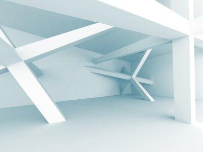 Fototapete Abstrakt Architektur Hintergrund. Bauwerk