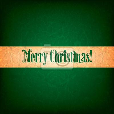 Abstrakt Christmas Grunge-Hintergrund