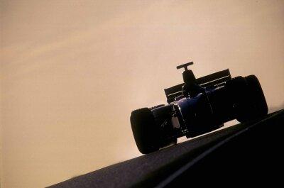 Fototapete Abstrakt Motor Sport