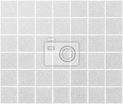 Abstrakt Quadratischen Weißen Fliesen Wand Hintergrund Alt - Weisse backstein fliesen