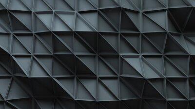 Fototapete Abstrakte 3d Hintergrund mit wiederholenden Muster