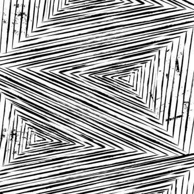 Fototapete abstrakte geometrische Muster Hintergrund, mit Strichen und Spritzern