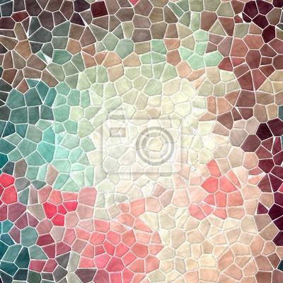 Abstrakte Natur Marmor Kunststoff Steinchen Mosaik Fliesen Textur