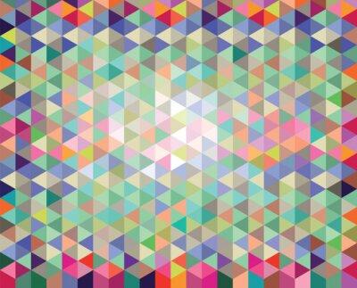 Fototapete Abstrakter bunter Vektor-Hintergrund