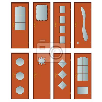 Acht Türen