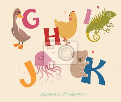 Alphabet&Animals, part2
