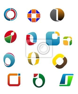 Alphabet Buchstabe O