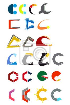 Alphabet Buchstaben C