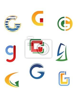 Alphabet Buchstaben G