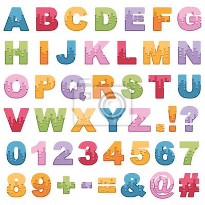 Alphabet Symbole