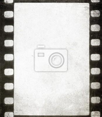 Alt Grunge Filmstreifen - Hintergrund mit Platz für Text