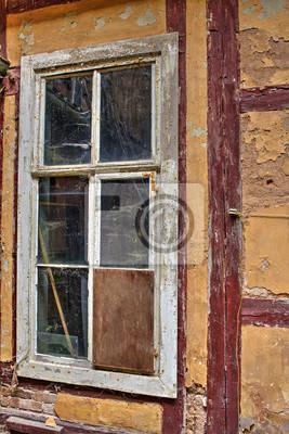 Fenster Fachwerkhaus altbau fenster fachwerkhaus fototapete fototapeten altbau