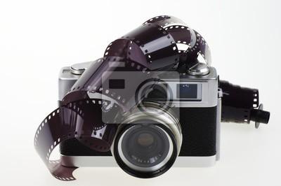 Entfernungsmesser Städte : Entfernungsmesser städte alte kamera fototapete