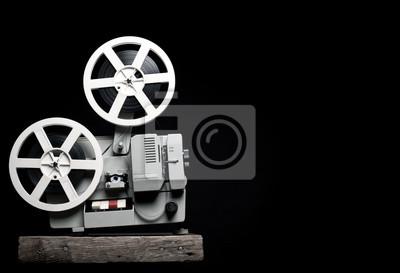 Alte Filmprojektor