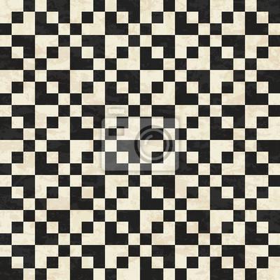 Alte Geometrische Mosaik Muster Abstrakte Marmor Fliesen - Alte mosaik fliesen