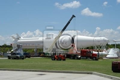 alte Rakete