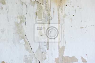 Fototapete Alte Wand, Textur, Grau, Weiß, Schmutzig, Grunge