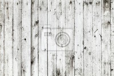 Alte Weisse Holzwand Hintergrund Textur Fototapete Fototapeten
