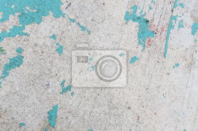 Fototapete Alte Zement Wand, Design Textur Hintergrund Alten Stein Groben  Starken Bau, Grün Konkrete