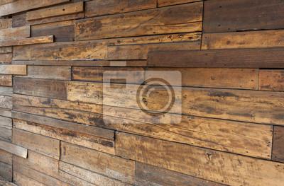 Altes Holz Wand Textur Hintergrund Fototapete Fototapeten