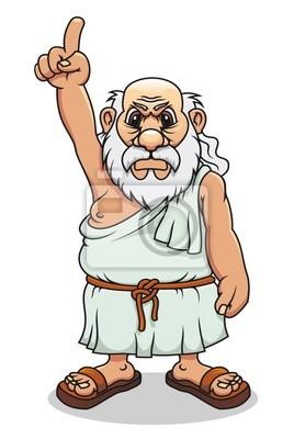 Altgriechisch Mann