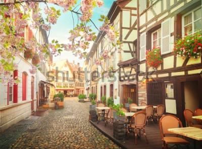 Fototapete Altstadt von Straßburg, Frankreich