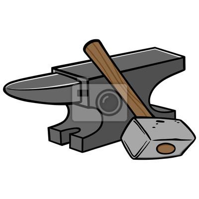 Amboss und Sledgehammer