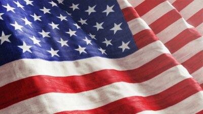 Fototapete American Flag