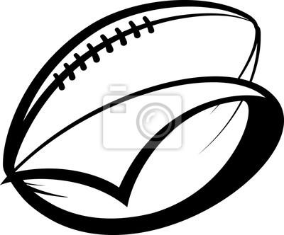American Football Pennant
