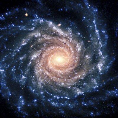 Fototapete Ansicht Galaxy-System isoliert Elemente dieses Bildes möbliert von der NASA