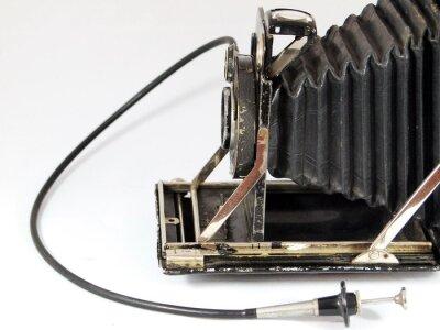 Antike Filmkamera