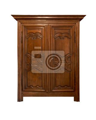 Antiker schrank fototapete • fototapeten Sideboard, Landhaus ...