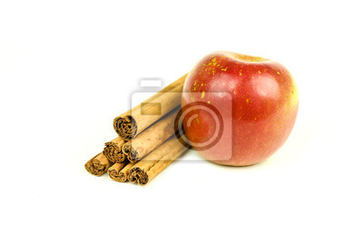 Apple and cinnamon spice