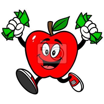 Apple mit Geld