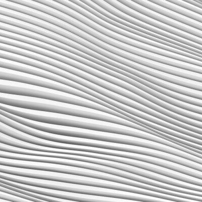 Fototapete Architektur Wave Background