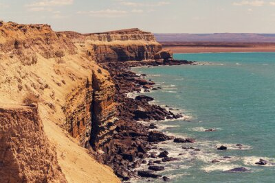 Fototapete Argentinien Küste