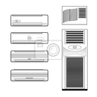 Berühmt Klimaanlagensymbole Ideen - Die Besten Elektrischen ...