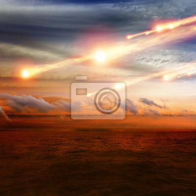 Asteroid Auswirkungen